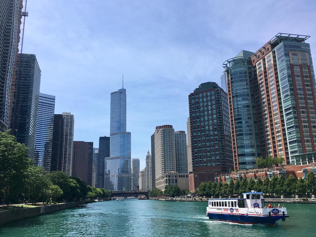 Riverwalk Chicago | Little Miss Turtle