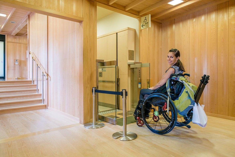 Kugani-Udun at Shuri Castle   Little Miss Turtle   Wheelchair Travel Blog
