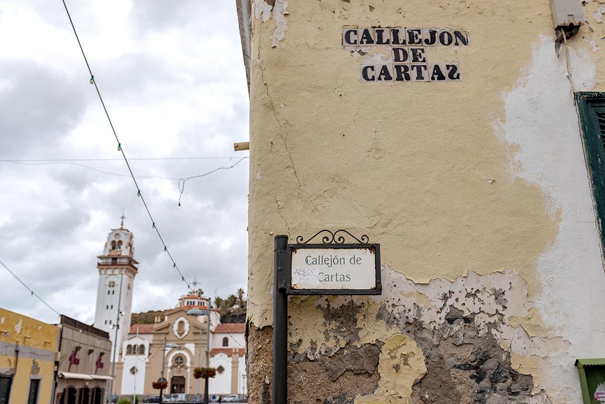 Callejon de Cartaz