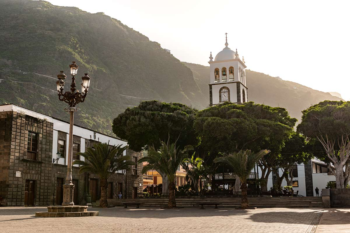 Garachico Town Square