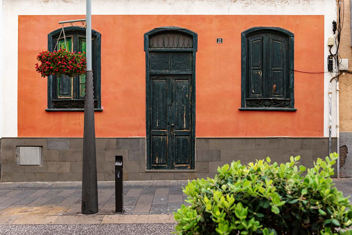 Historic Canarian house in Candelaria