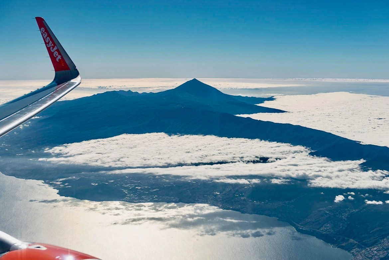 Tenerife aerial view ©