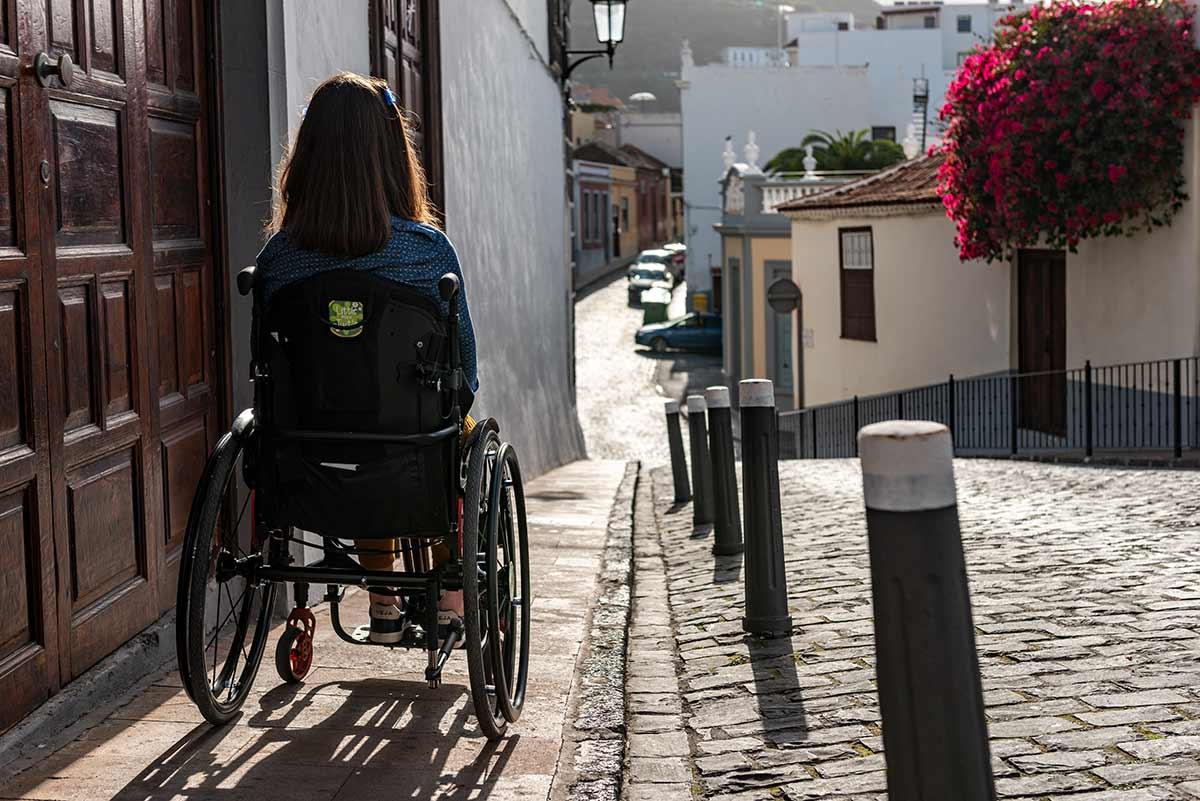 Wheelchair-accessible Garachico