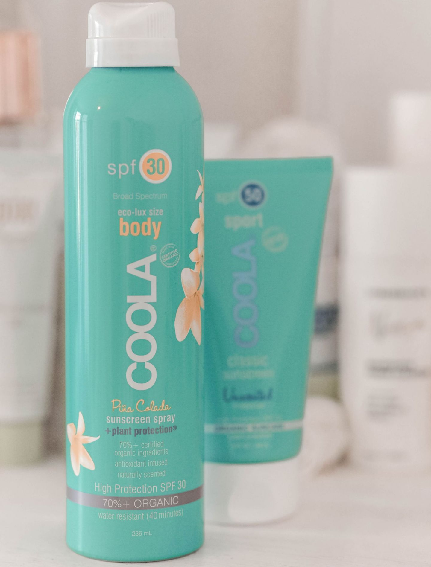 Coola spf suncreen heatwave sun lotion