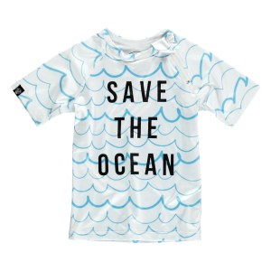 BEACH & BANDITS | SAVE THE OCEAN UV50 BLUSE (STR. 92-122)