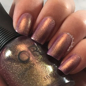 ORLY nail polish swatch in Ingenue