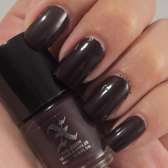 Formula X nail polish swatch in Homegirl