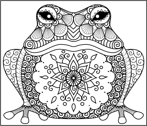 animal coloring # 24