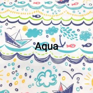 lingettes lavables aqua