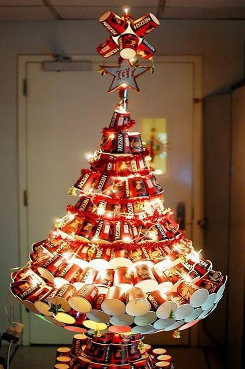 20 Alternative Christmas Trees Ideas Little Piece Of Me