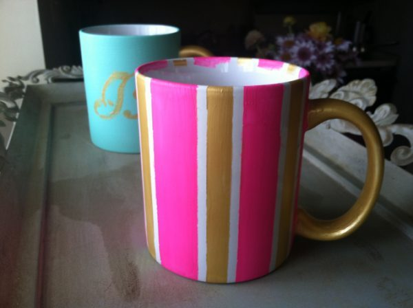Creative Diy Painted Mugs Ideas Little Piece Of Me