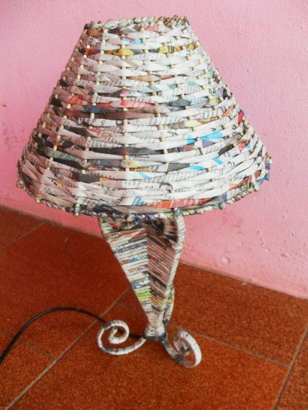 15 Newspaper Craft Ideas Little Piece Of Me