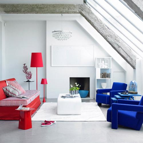 10 Contrast Interior Design Ideas For More Attractive And
