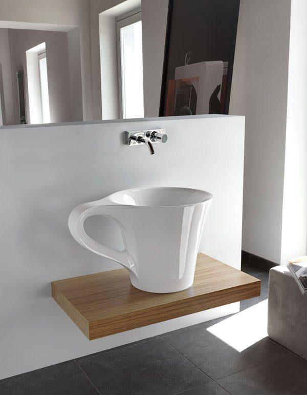 unusual bathroom sinks - little piece of me