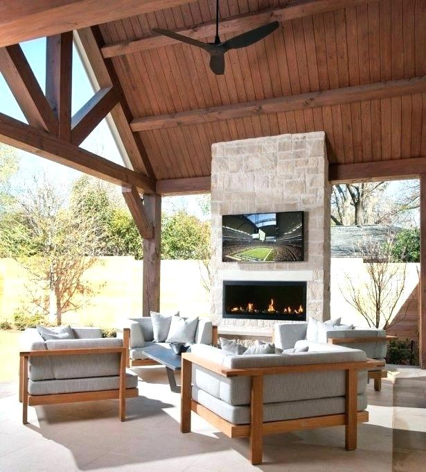 affordable outdoor tv mounting ideas