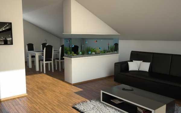 aquarium decor