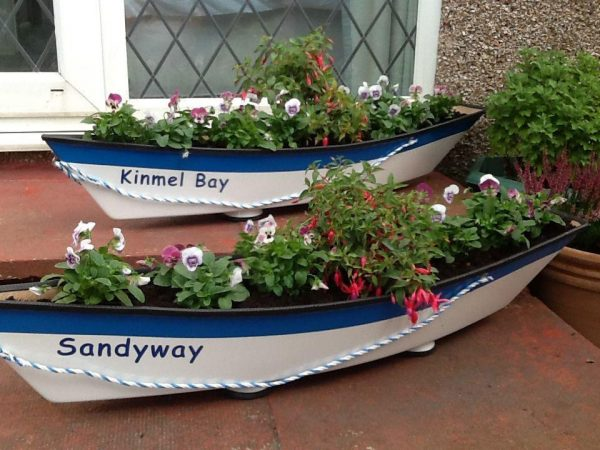 nautical planters
