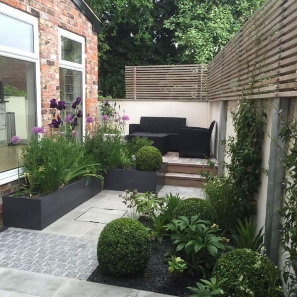 small garden ideas no grass