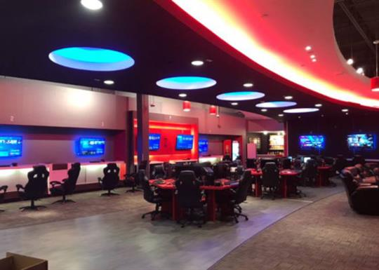 spec ops gaming lounge little rock