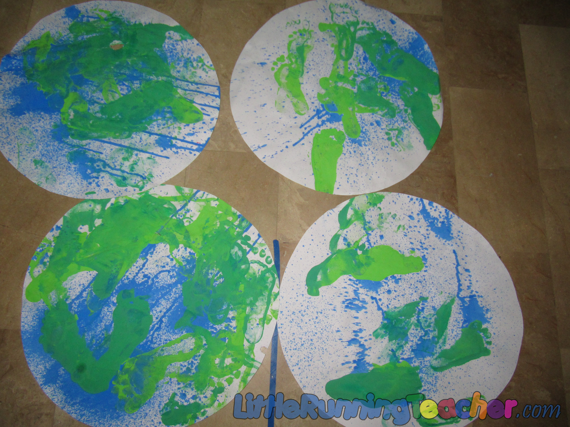 Earth Day Craft9