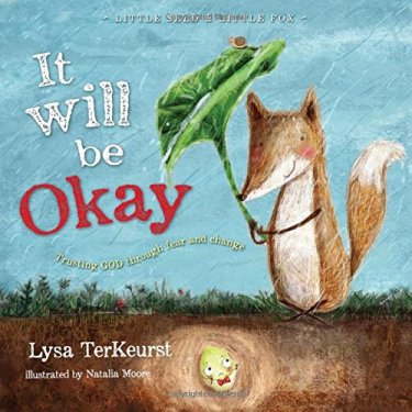 It will be okay, a book for anxious children