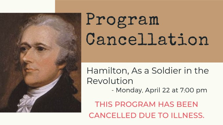 Hamilton Cancel
