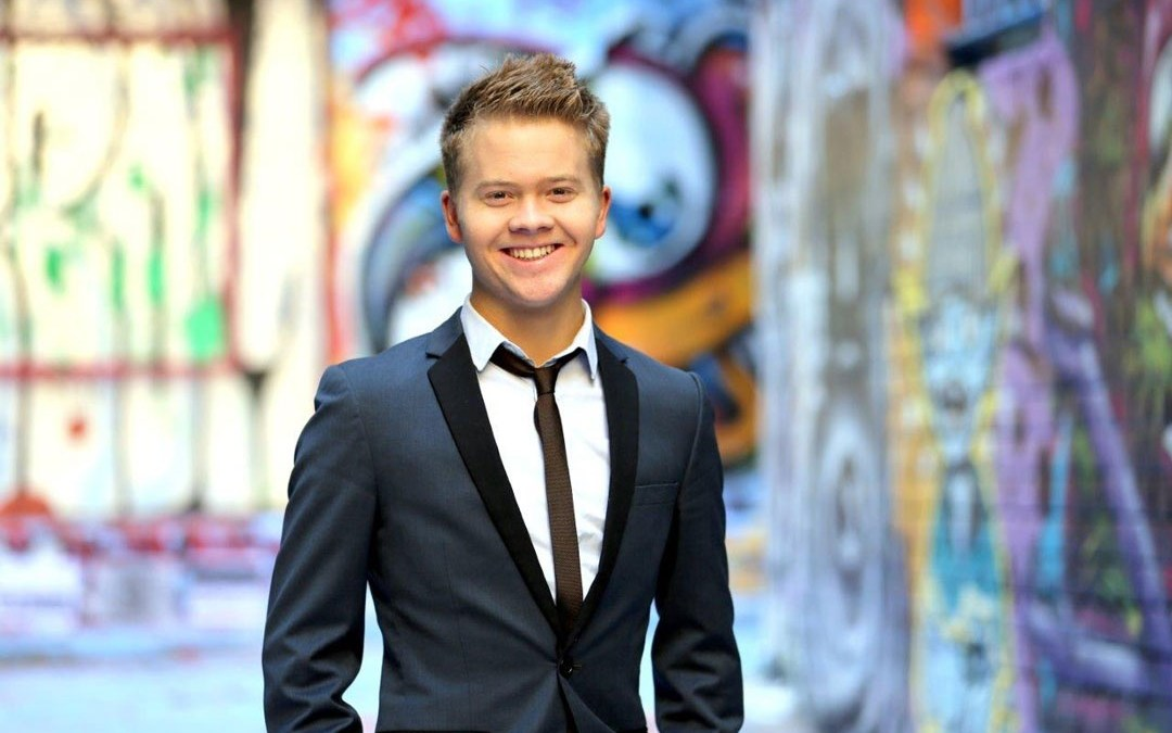 Australia's Liam Burrows selected as a Semi Finalist for 2015 Thelonious Monk Institute International Jazz Vocals Competition in Los Angeles