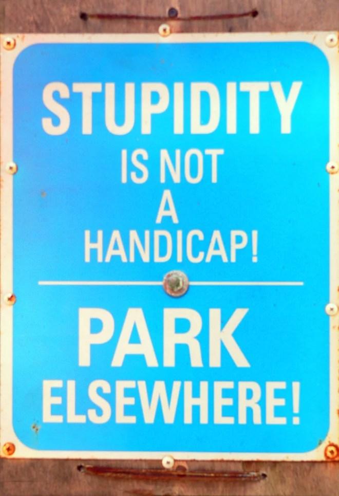 handicap photo
