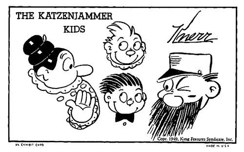 The Katzenjammers Kids photo