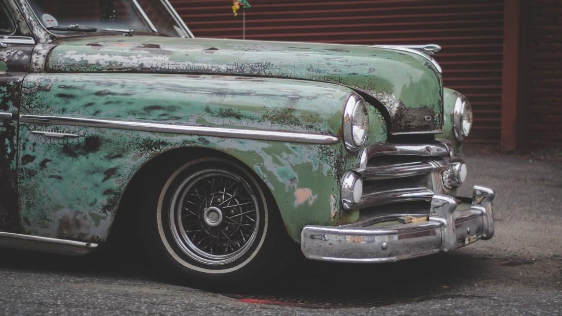 N'empilez pas vos pneus pendant l'été dans votre garage