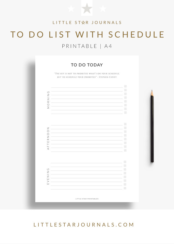 image about To Do List Free Printable named Towards do checklist with timetable - cost-free printable - Very little Star Publications