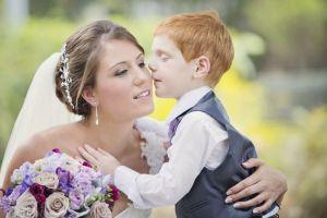 Bride & Page Boy