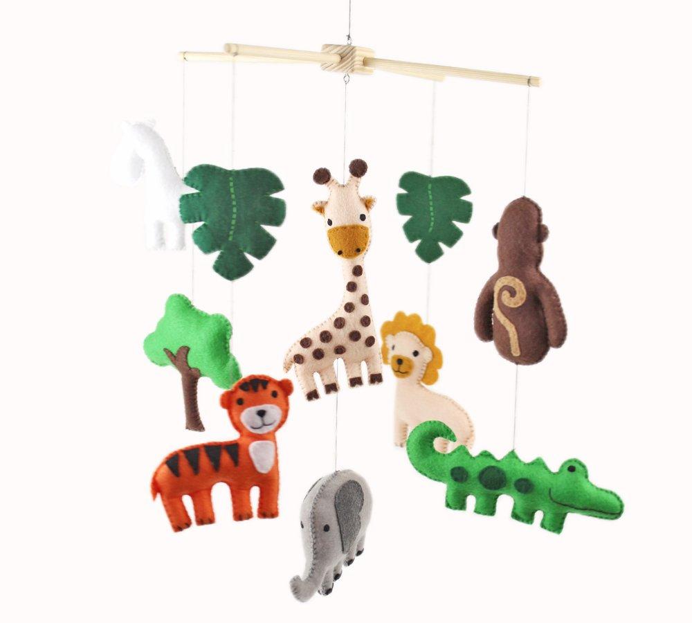 Jungle Mobiile