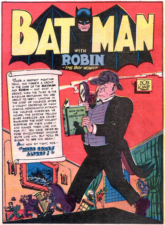 Image result for batman #16 1943
