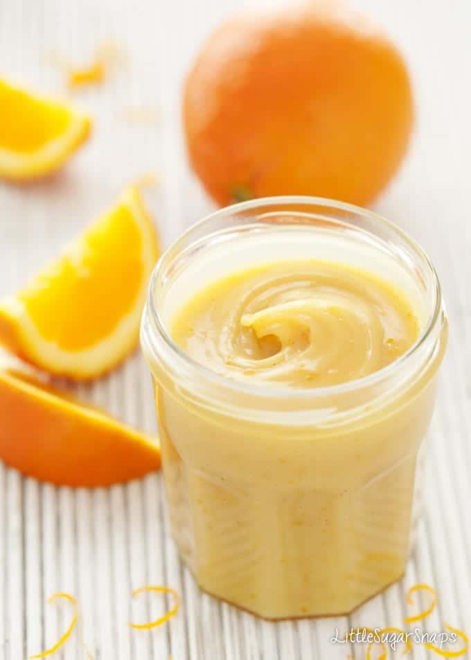 Orange Caramel Spread