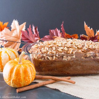 Pumpkin Spice Bread (video)
