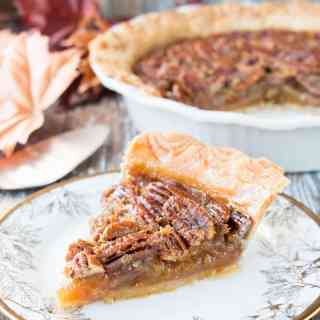 Homemade Pecan Pie (video)