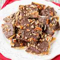Christmas Crack Recipe (video)