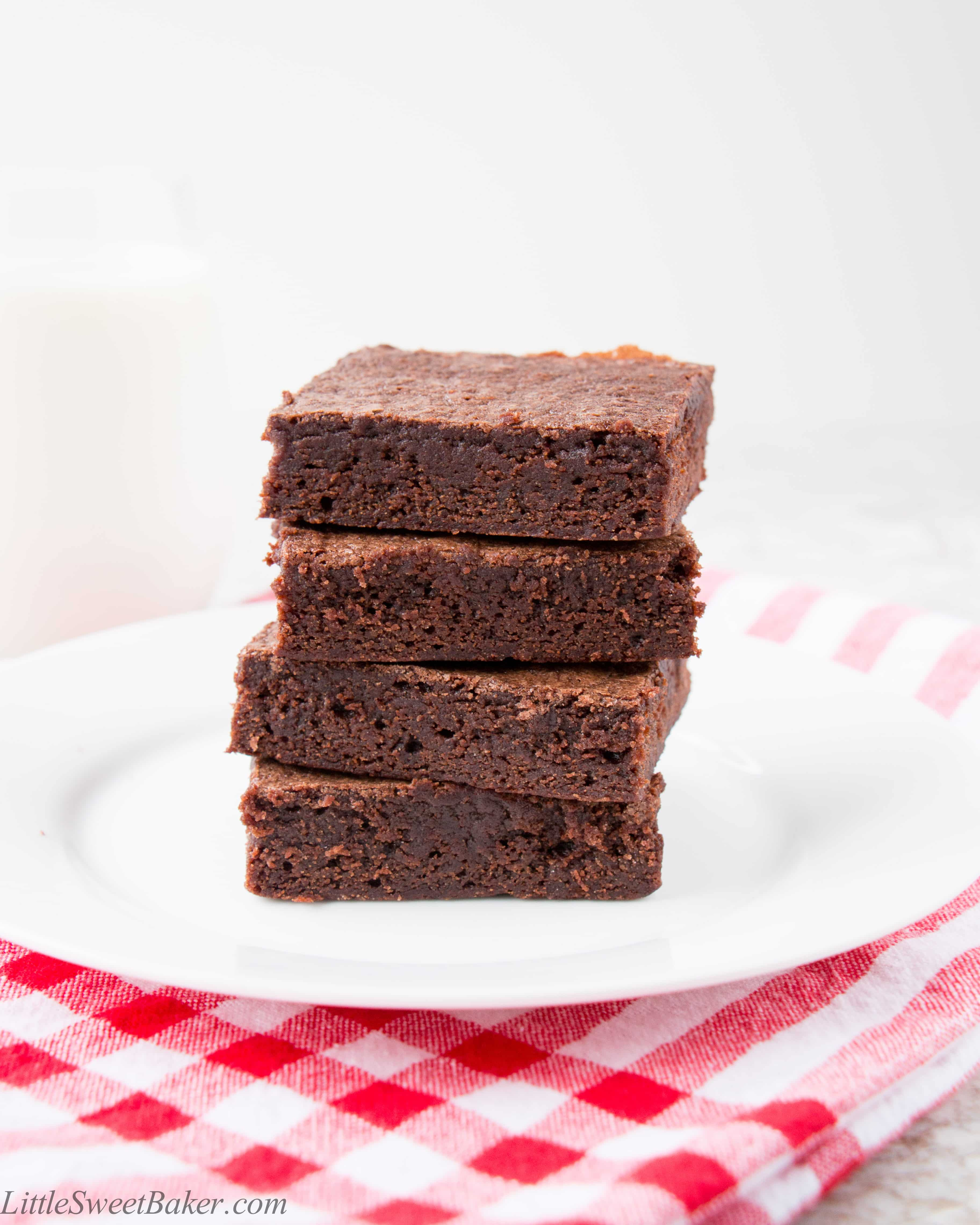 Chocolate brownies recipes easy