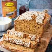 Quick Molasses Brown Bread (+ KitchenAid Mixer Giveaway!)