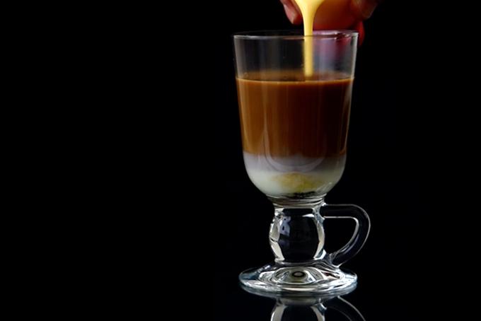Vietnamese Eierlikoer Coffee
