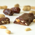 Salted Date Caramel Peanut Chocolate Bar