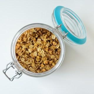Easy Basic Granola Recipe