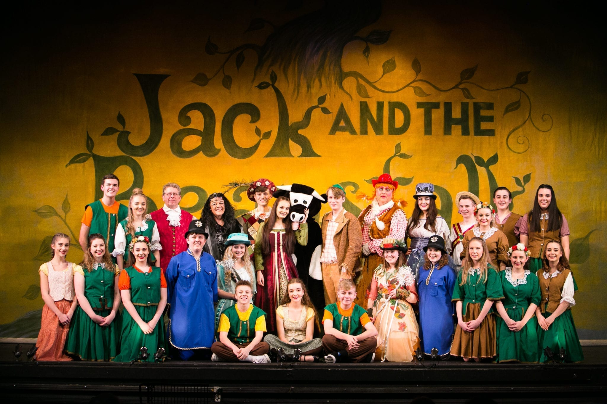 Jack And The Beanstalk Opens Tonight Little Theatre
