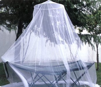 Emergency Zone Canopy Mosquito Net