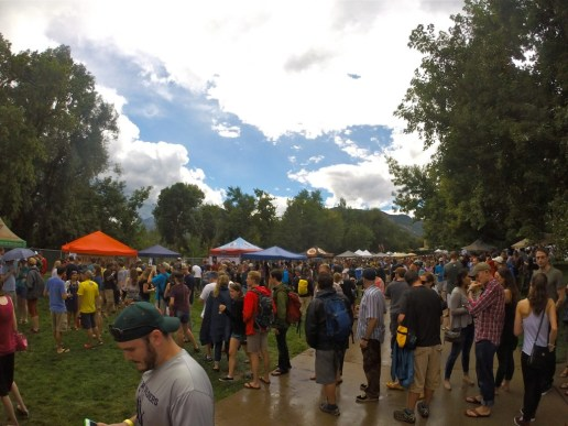 Boulder Craft Beer Festival | It's The Little Things