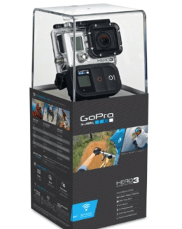 GoPro Hero 3 Edition - Travel Gear