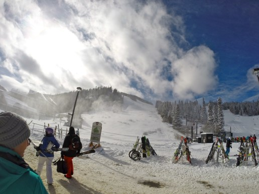 Winter Park Opening Day | Little Things Travel Blog