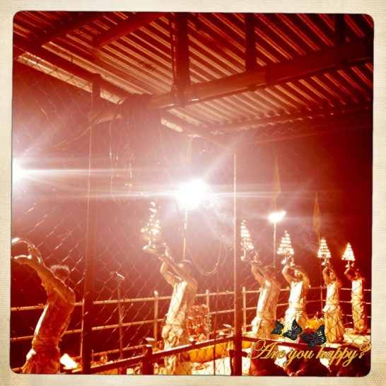 Aarti for the Ganga River