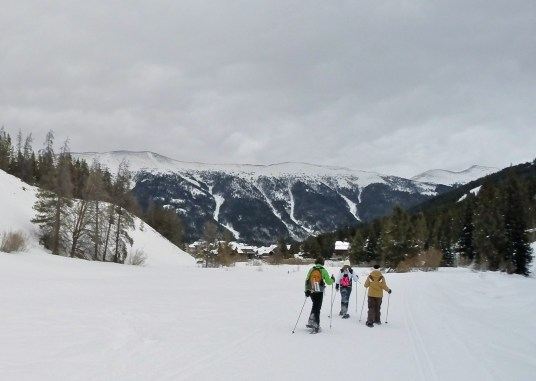 Copper Mountain Resort Snowshoe Tour